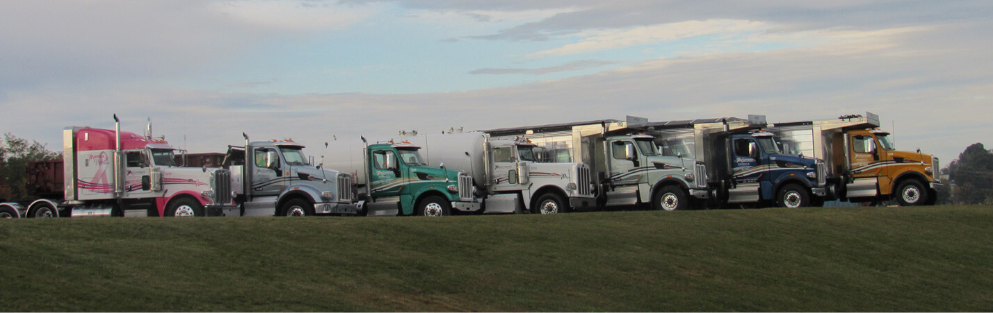 Trucking Services Pittsburgh